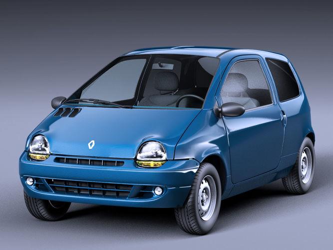 Renault Twingo I 1993 - 2007 Hatchback 3 door #6