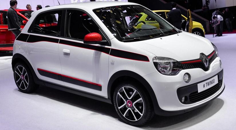 Renault Twingo III 2014 - now Hatchback 5 door :: OUTSTANDING CARS