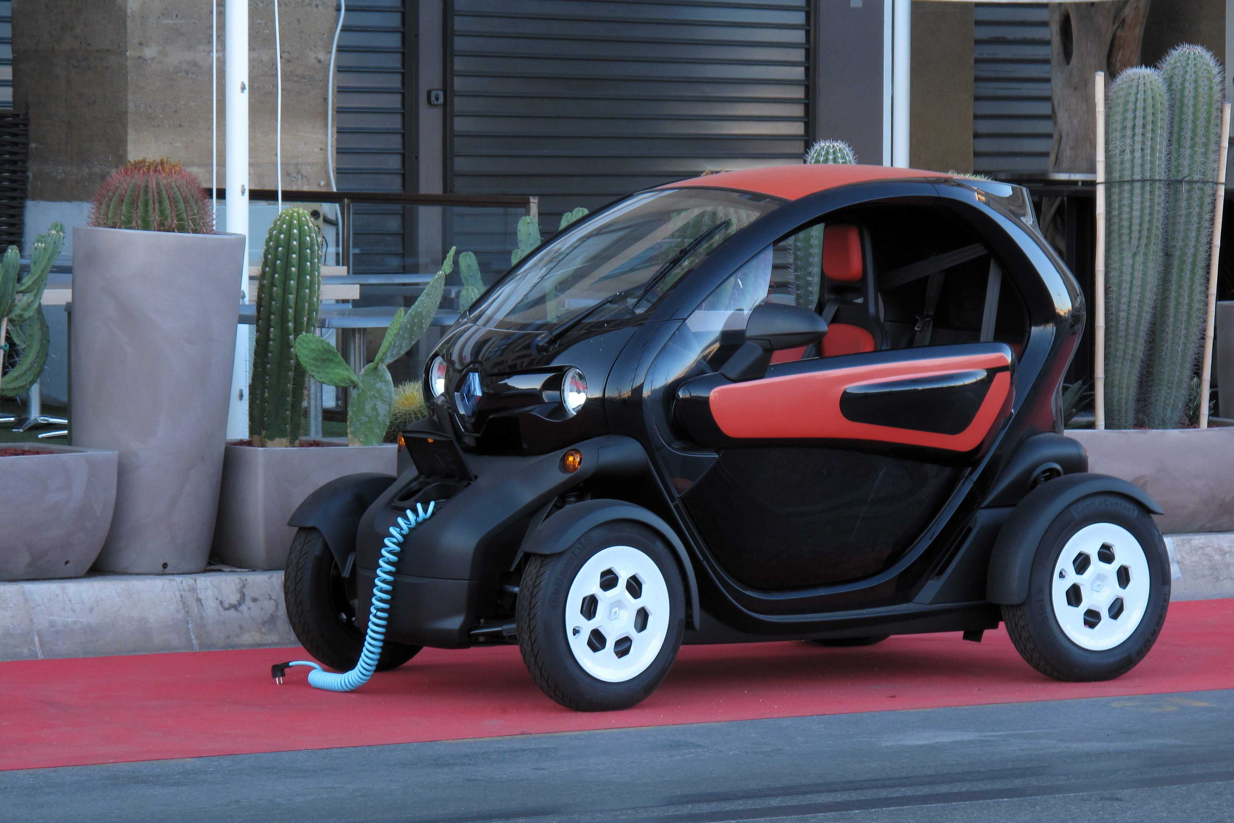 Renault Twizy 2011 - now Coupe #4