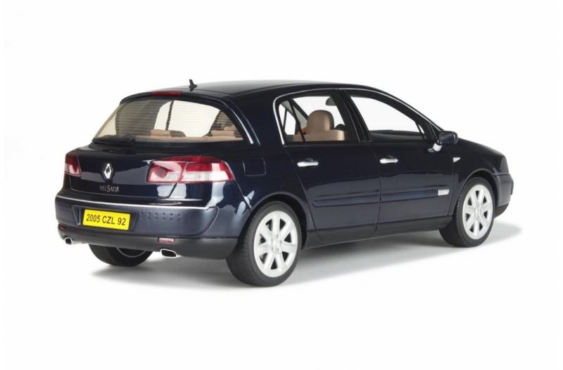 Renault Vel Satis I Restyling 2005 - 2009 Hatchback 5 door #5
