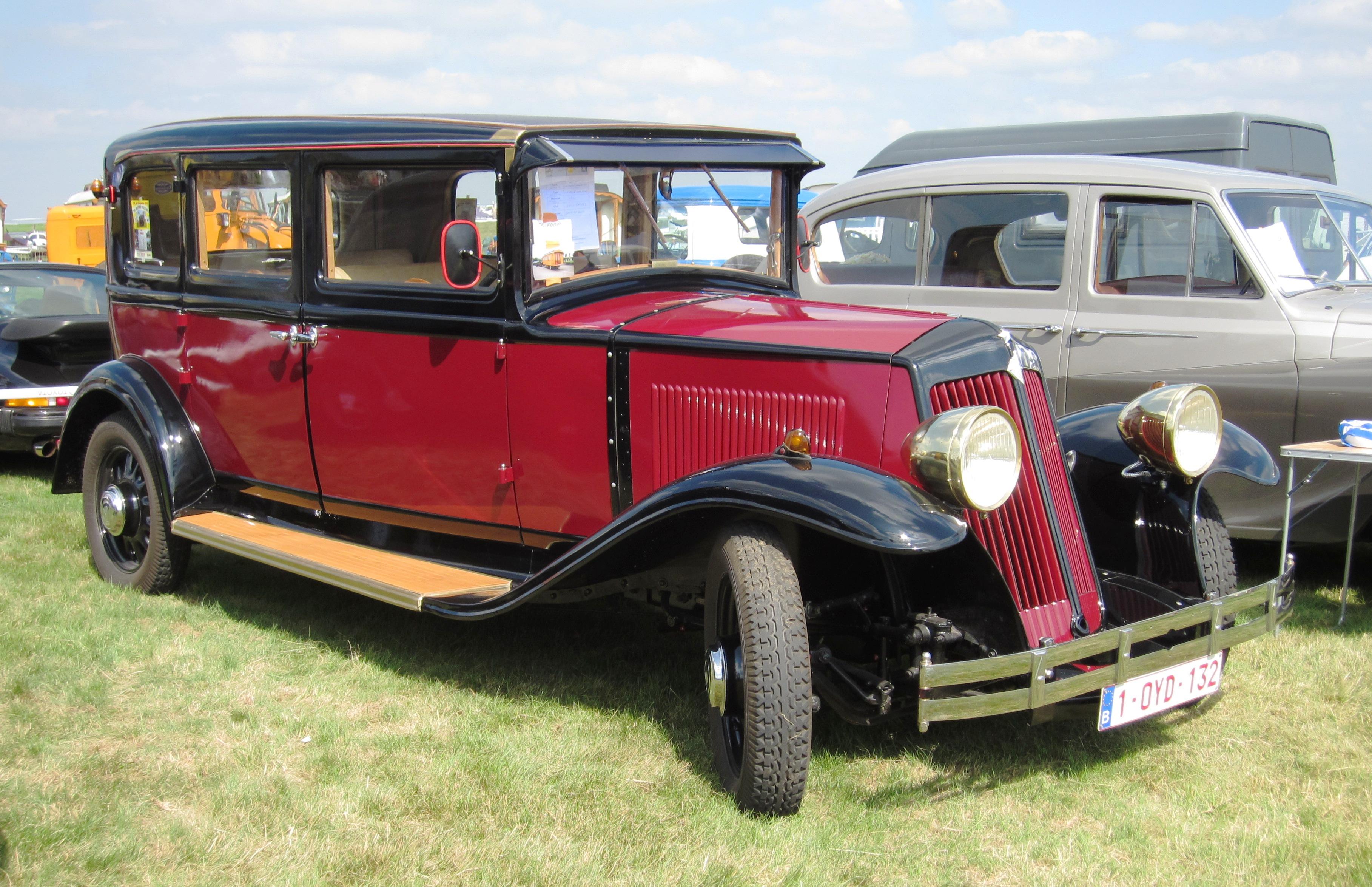 Renault Vivastella 1929 - 1939 Sedan #5