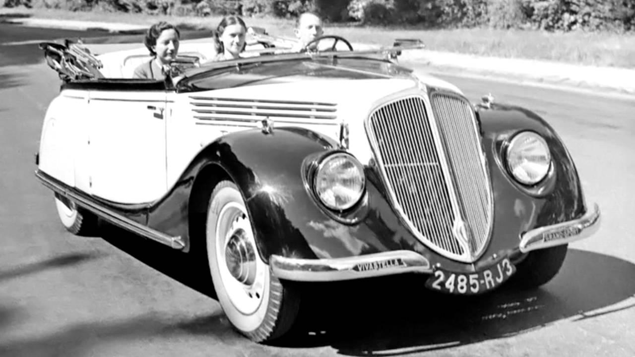 Renault Vivastella 1929 - 1939 Sedan #8