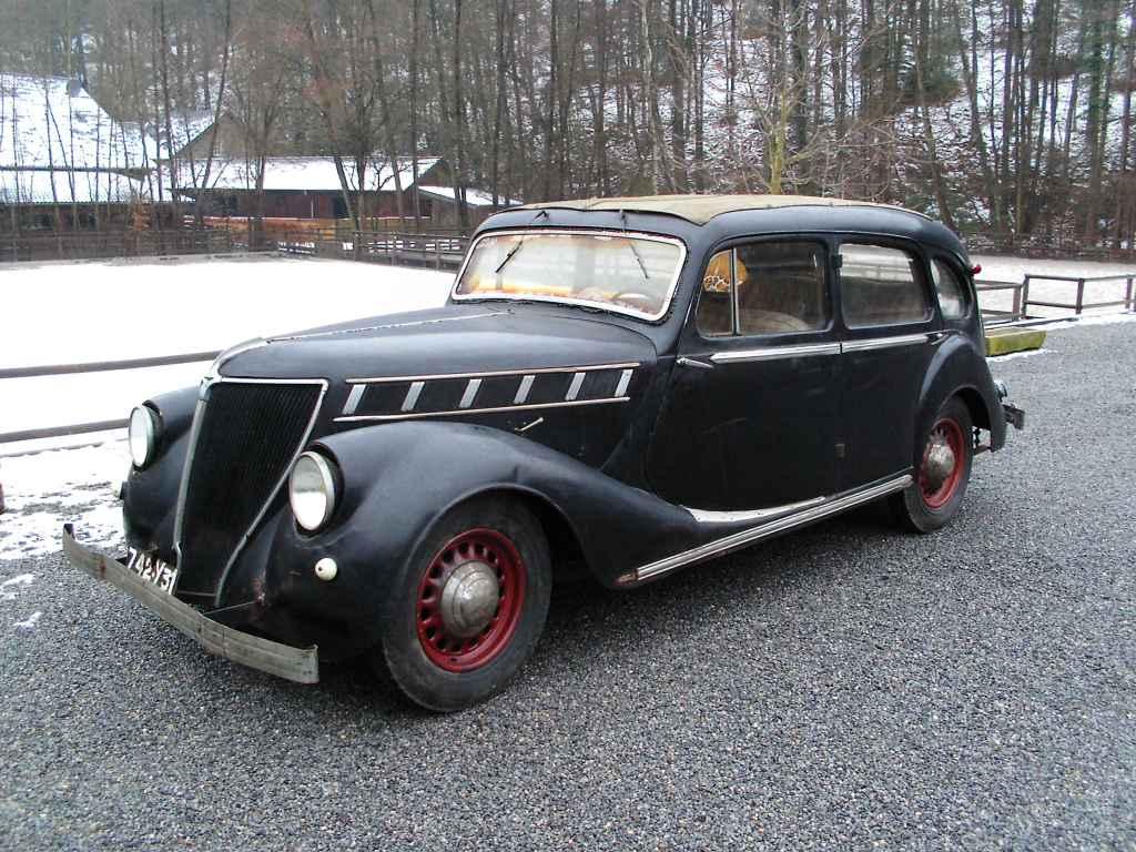 Renault Vivastella 1929 - 1939 Sedan #6
