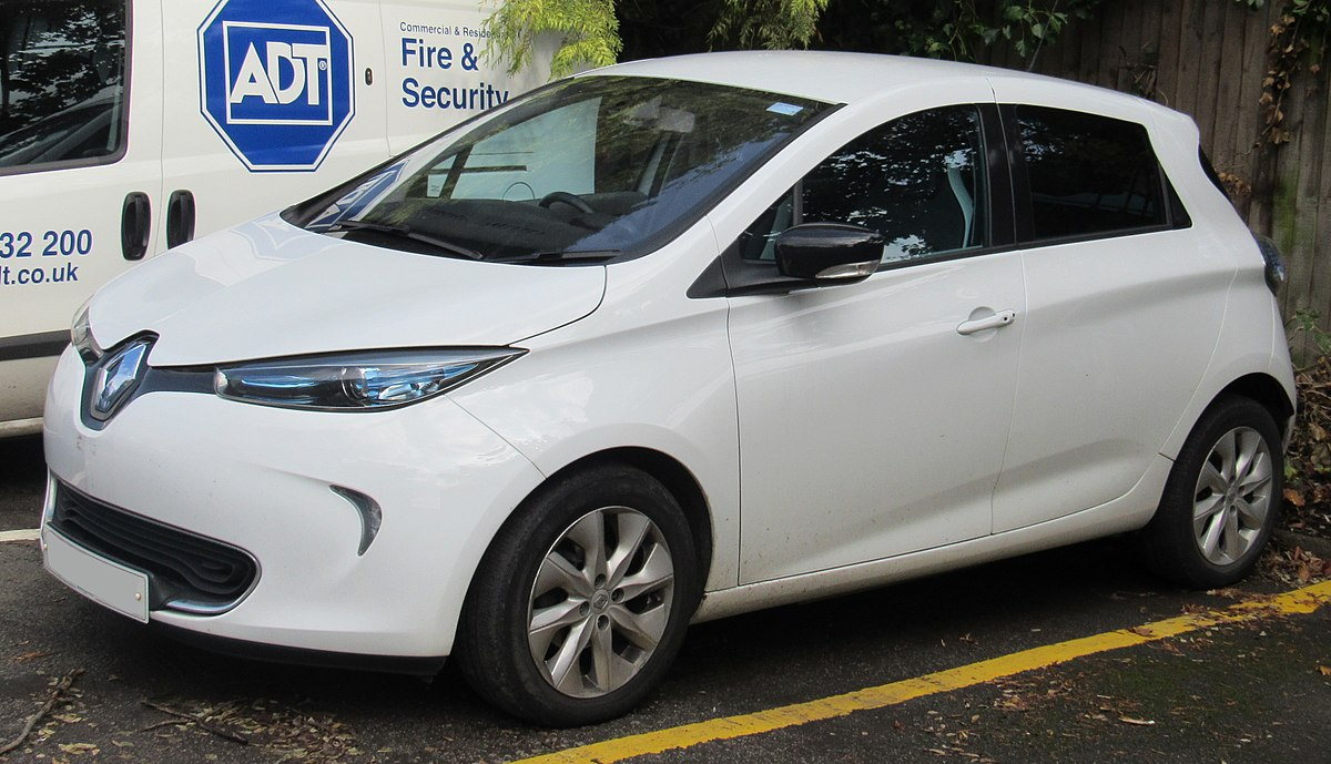 Renault ZOE 2012 - now Hatchback 5 door #4