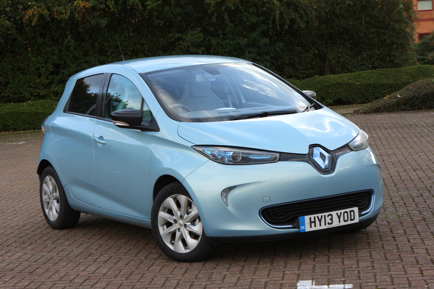 Renault ZOE 2012 - now Hatchback 5 door #2