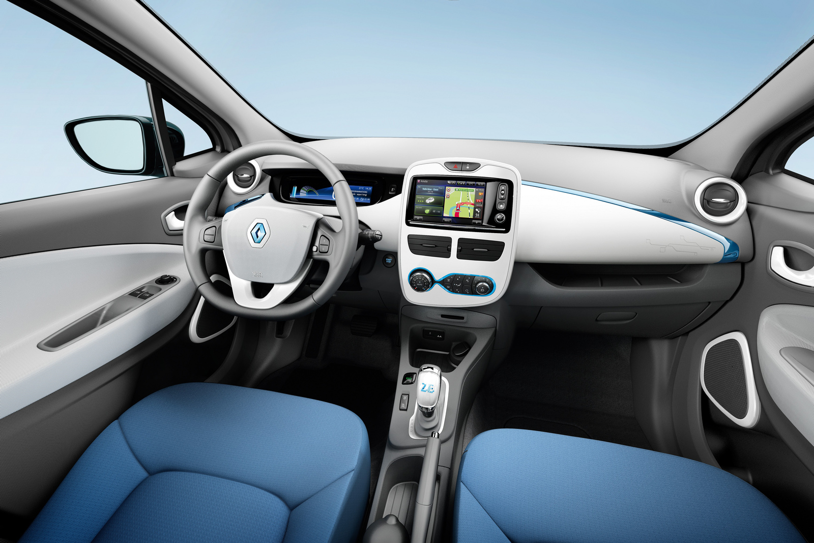 Renault ZOE 2012 - now Hatchback 5 door #5