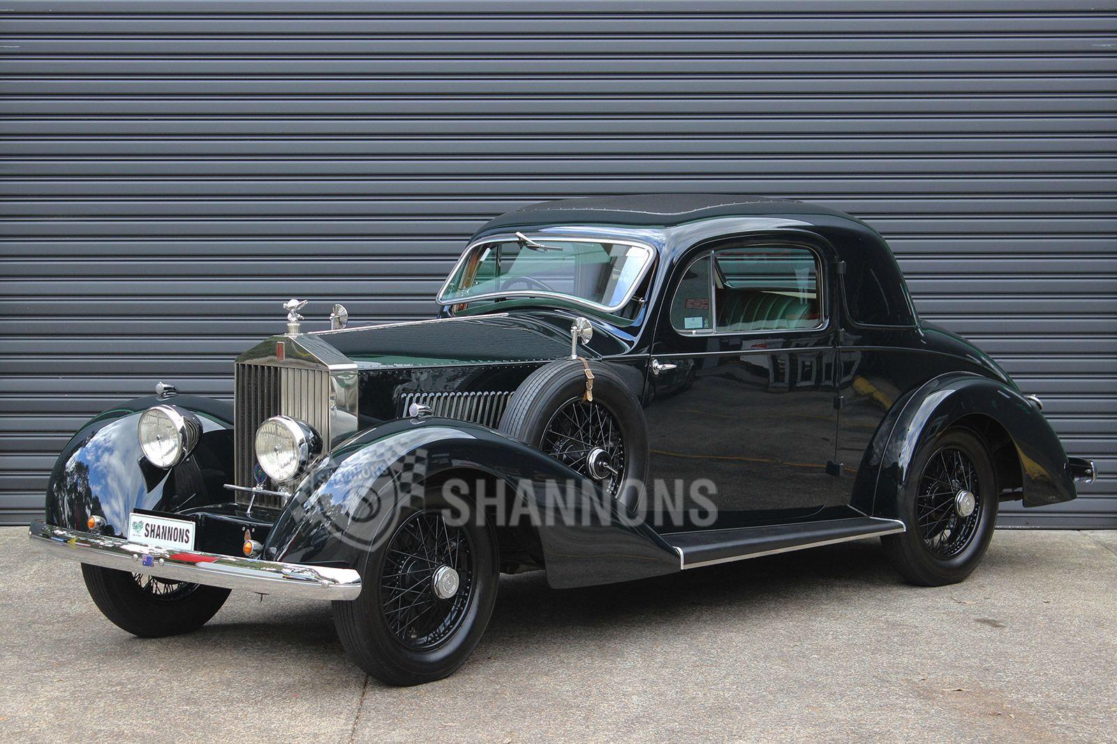 Rolls-Royce 20ት I 1929 - 1936 Cabriolet #4