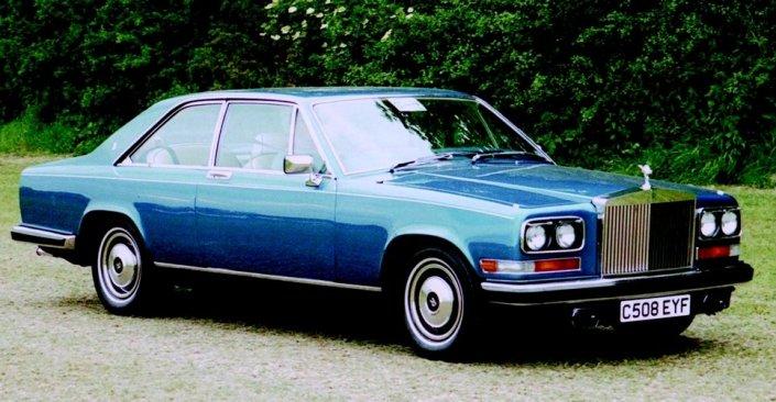 Rolls-Royce Camargue 1975 - 1986 Sedan 2 door #5