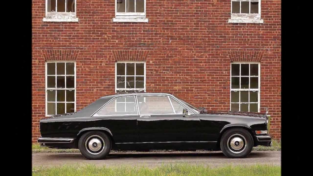 Rolls-Royce Camargue 1975 - 1986 Sedan 2 door #7