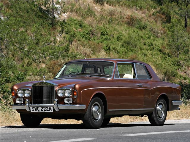 Rolls-Royce Corniche I - IV 1971 - 1995 Sedan 2 door #1