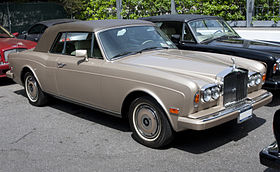 Rolls-Royce Corniche I - IV 1971 - 1995 Sedan 2 door #6