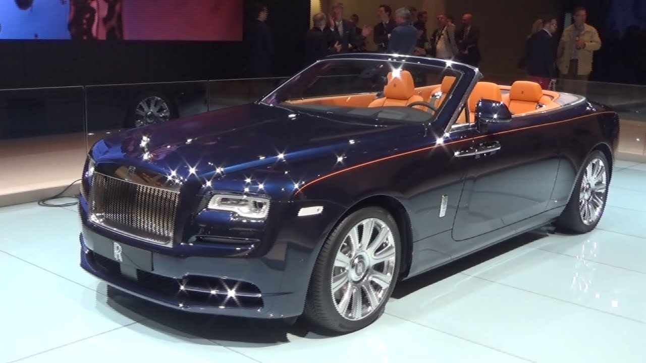 Rolls-Royce Dawn 2015 - now Cabriolet #8
