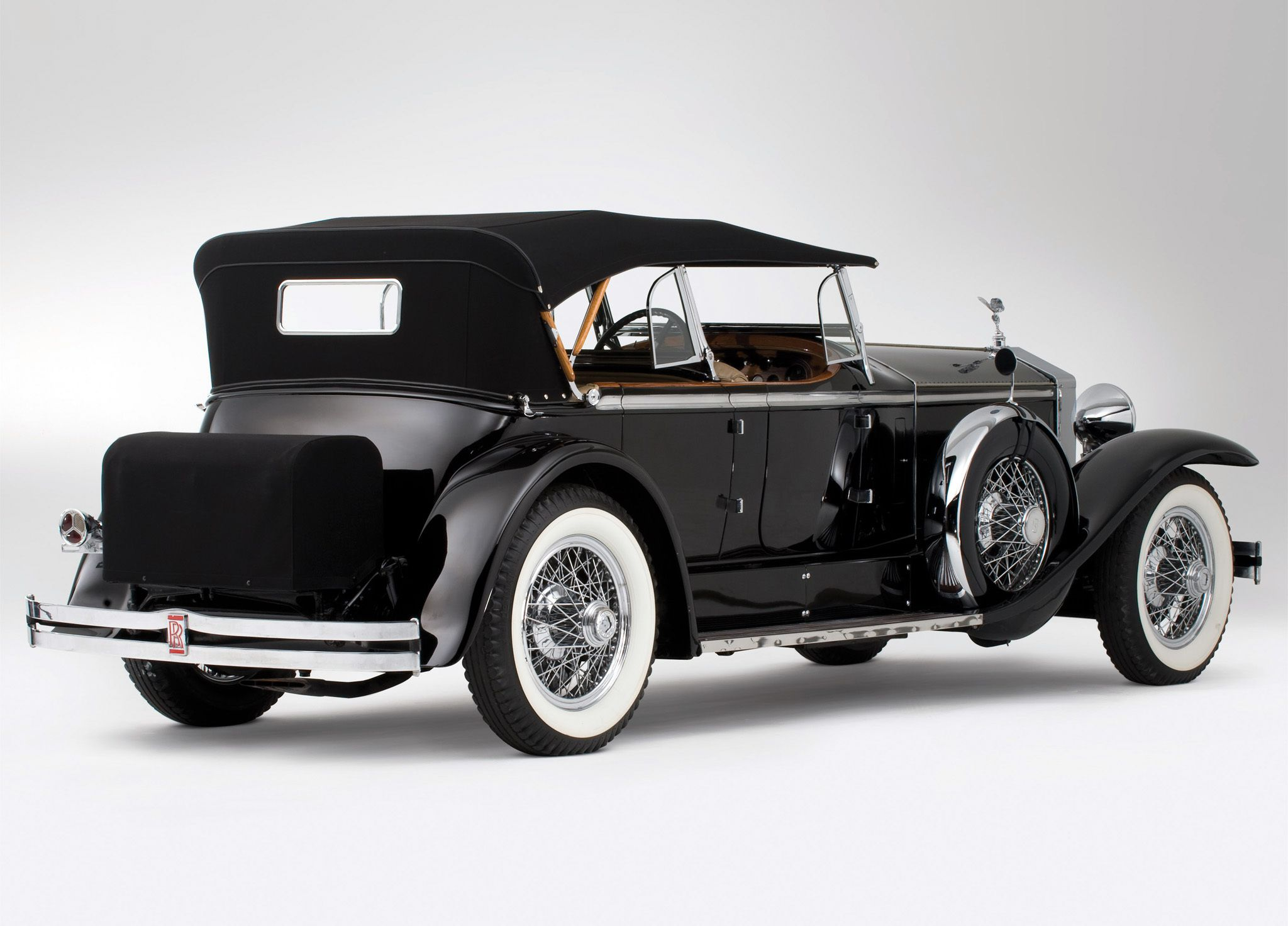 Rolls-Royce Phantom I 1925 - 1931 Sedan #4