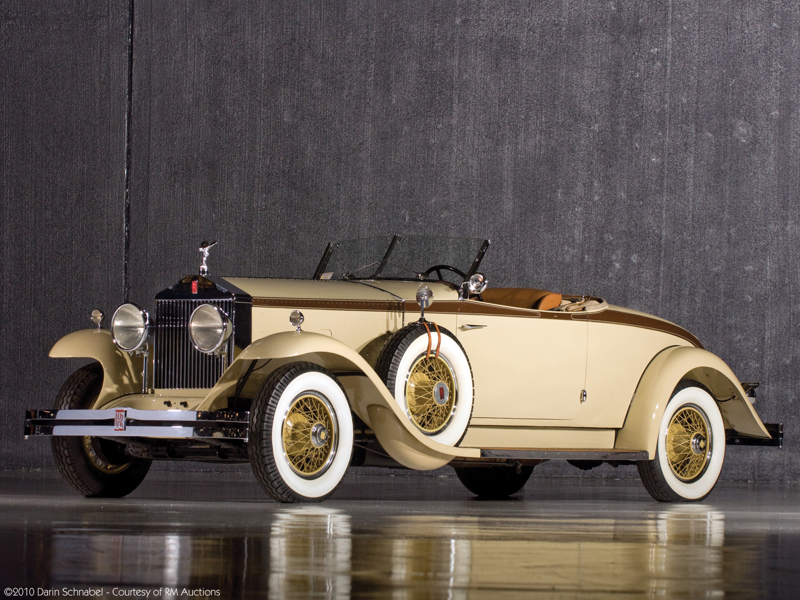 Rolls-Royce Phantom I 1925 - 1931 Sedan #1