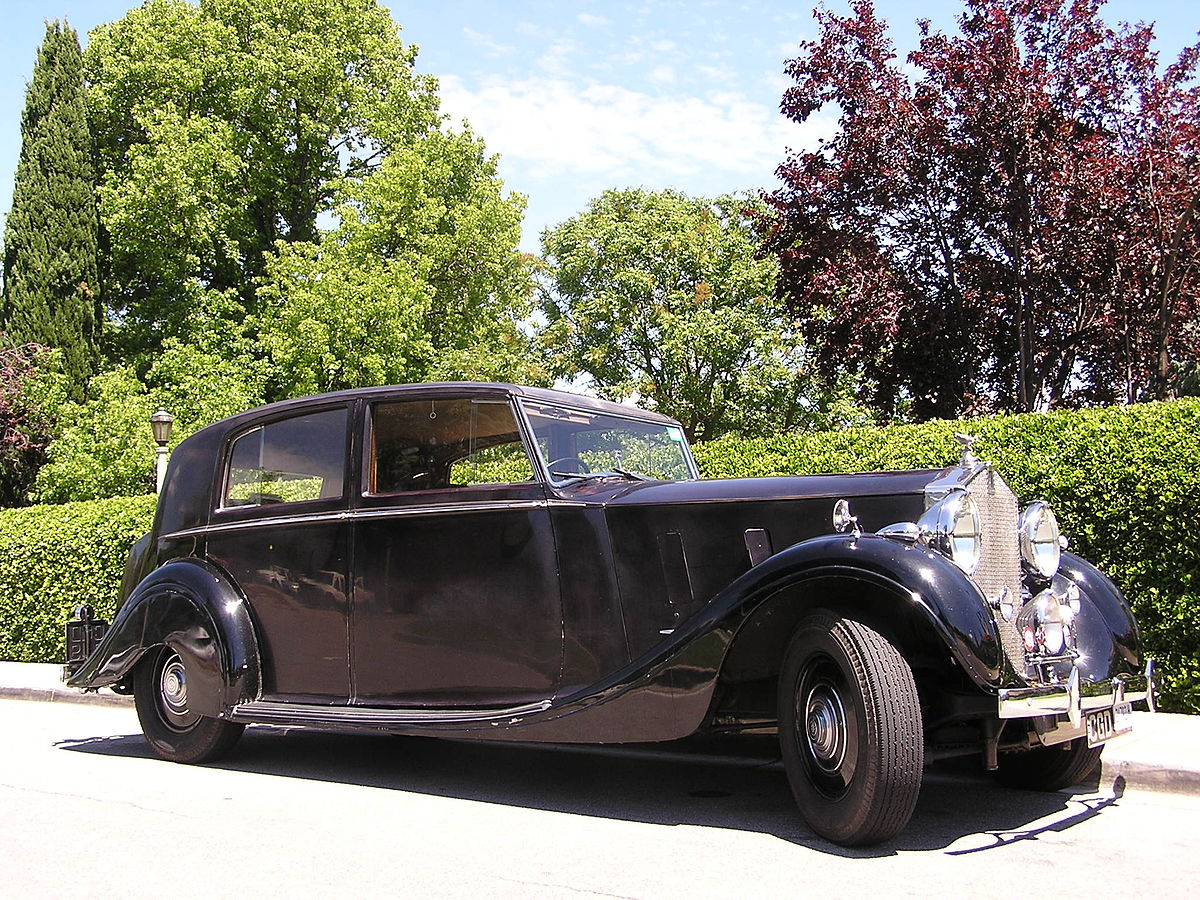 Rolls-Royce Phantom I 1925 - 1931 Sedan #5