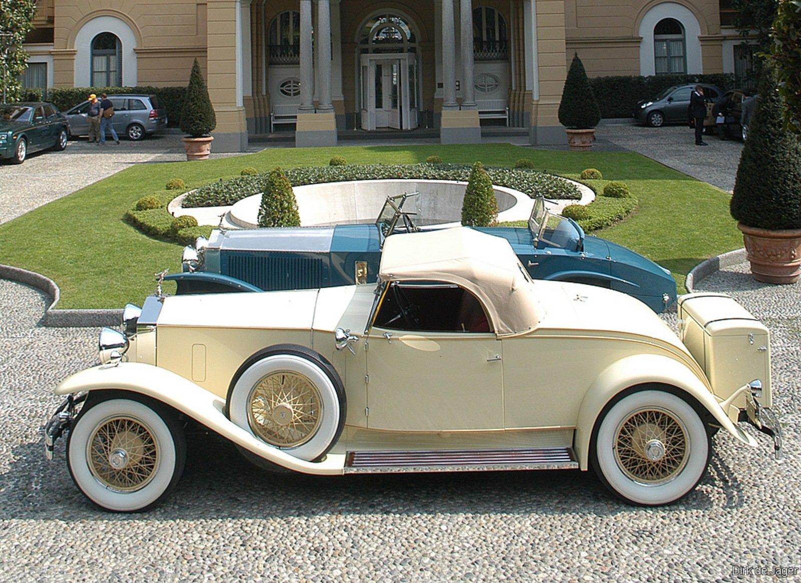 Rolls-Royce Phantom II 1929 - 1936 Sedan #1