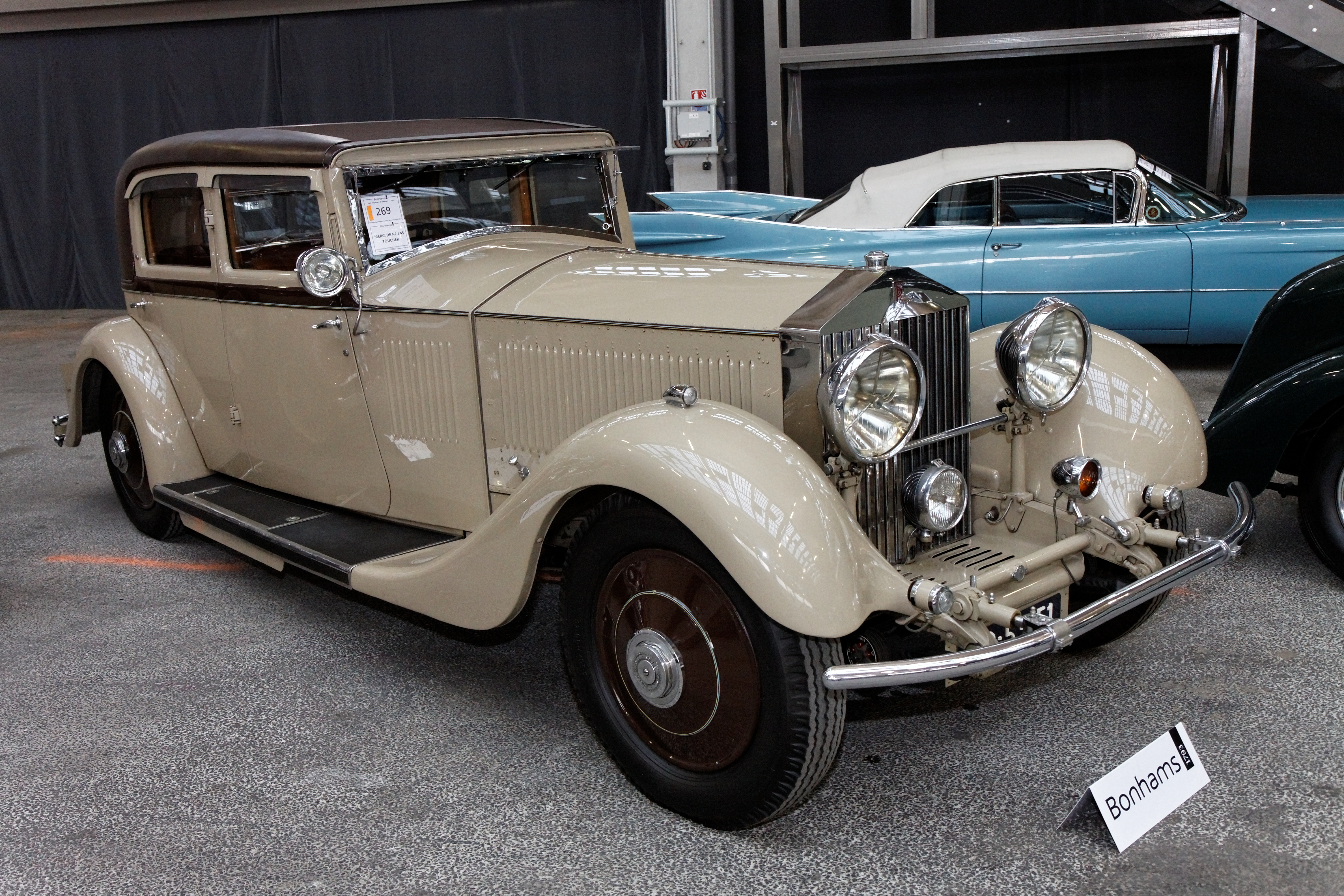 Rolls-Royce Phantom II 1929 - 1936 Sedan #2
