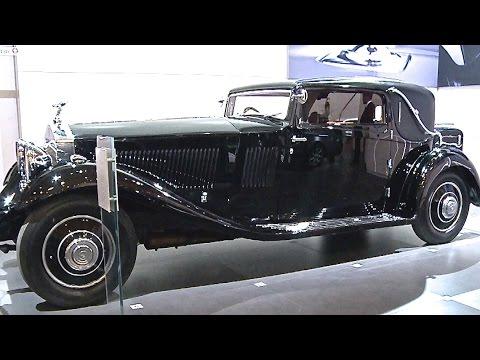 Rolls-Royce Phantom II 1929 - 1936 Sedan #7