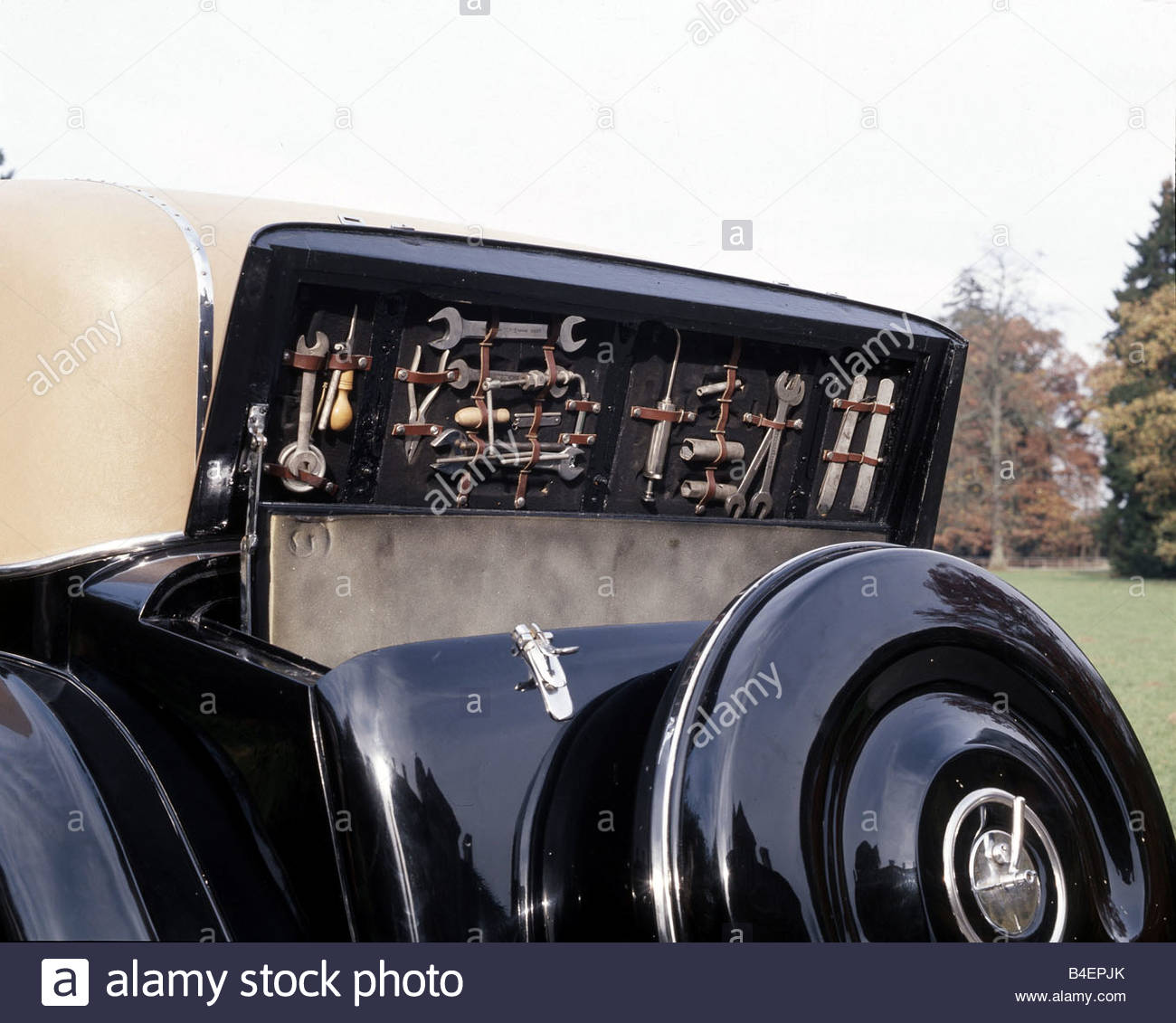 Rolls-Royce Phantom III 1936 - 1939 Sedan #3