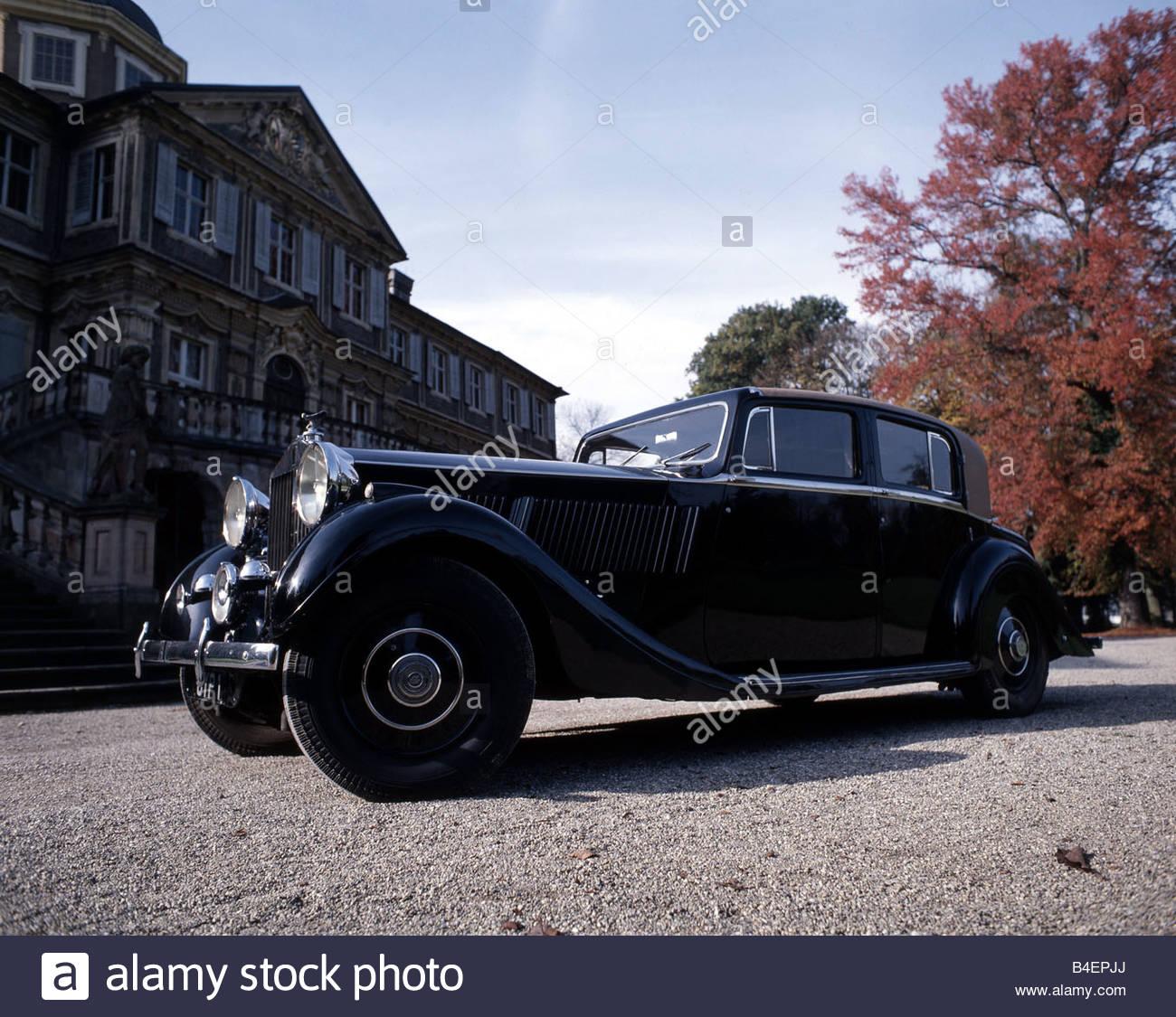 Rolls-Royce Phantom III 1936 - 1939 Sedan #4