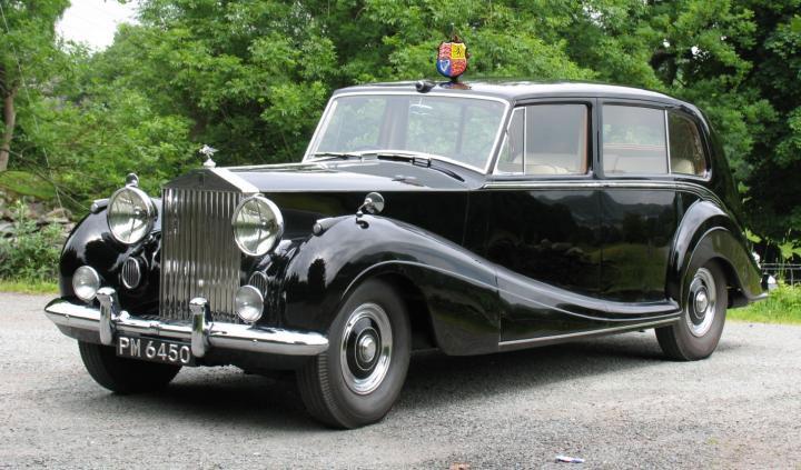 Rolls-Royce Phantom IV 1950 - 1956 Sedan #1