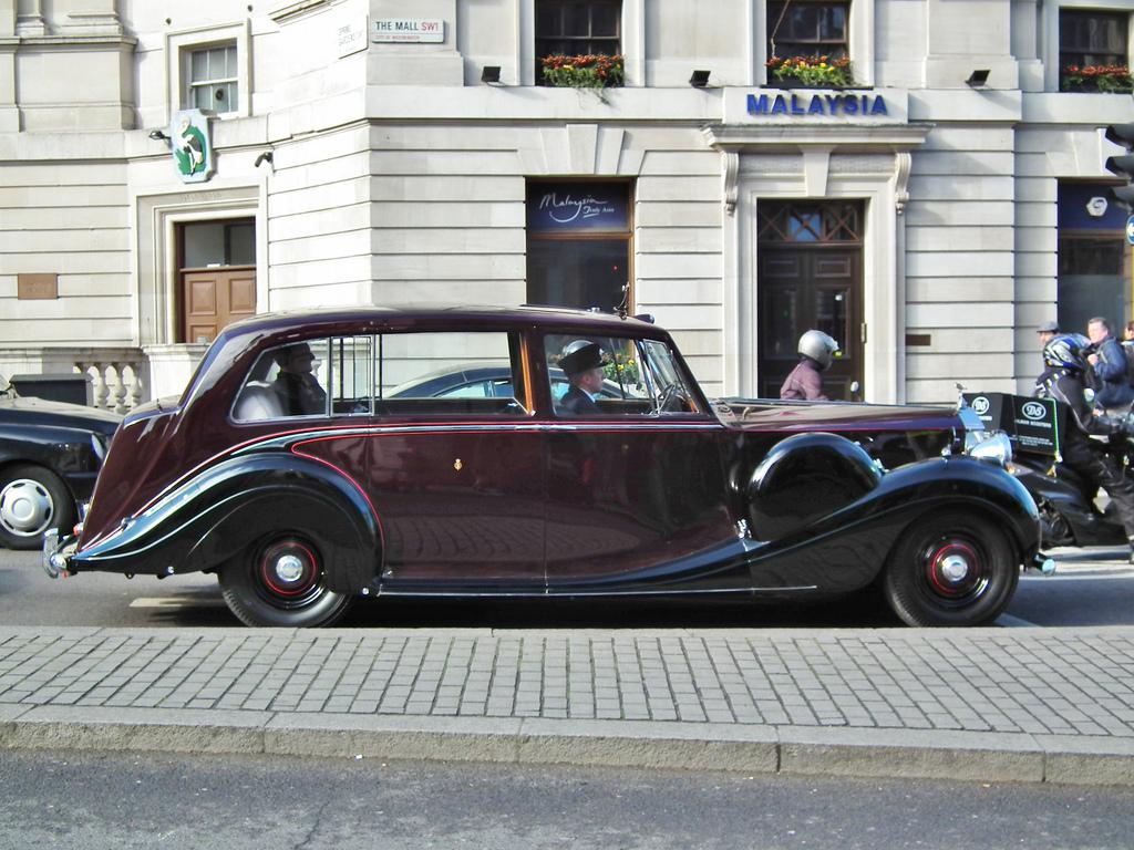 Rolls-Royce Phantom IV 1950 - 1956 Sedan #5