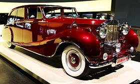 Rolls-Royce Phantom IV 1950 - 1956 Sedan #8