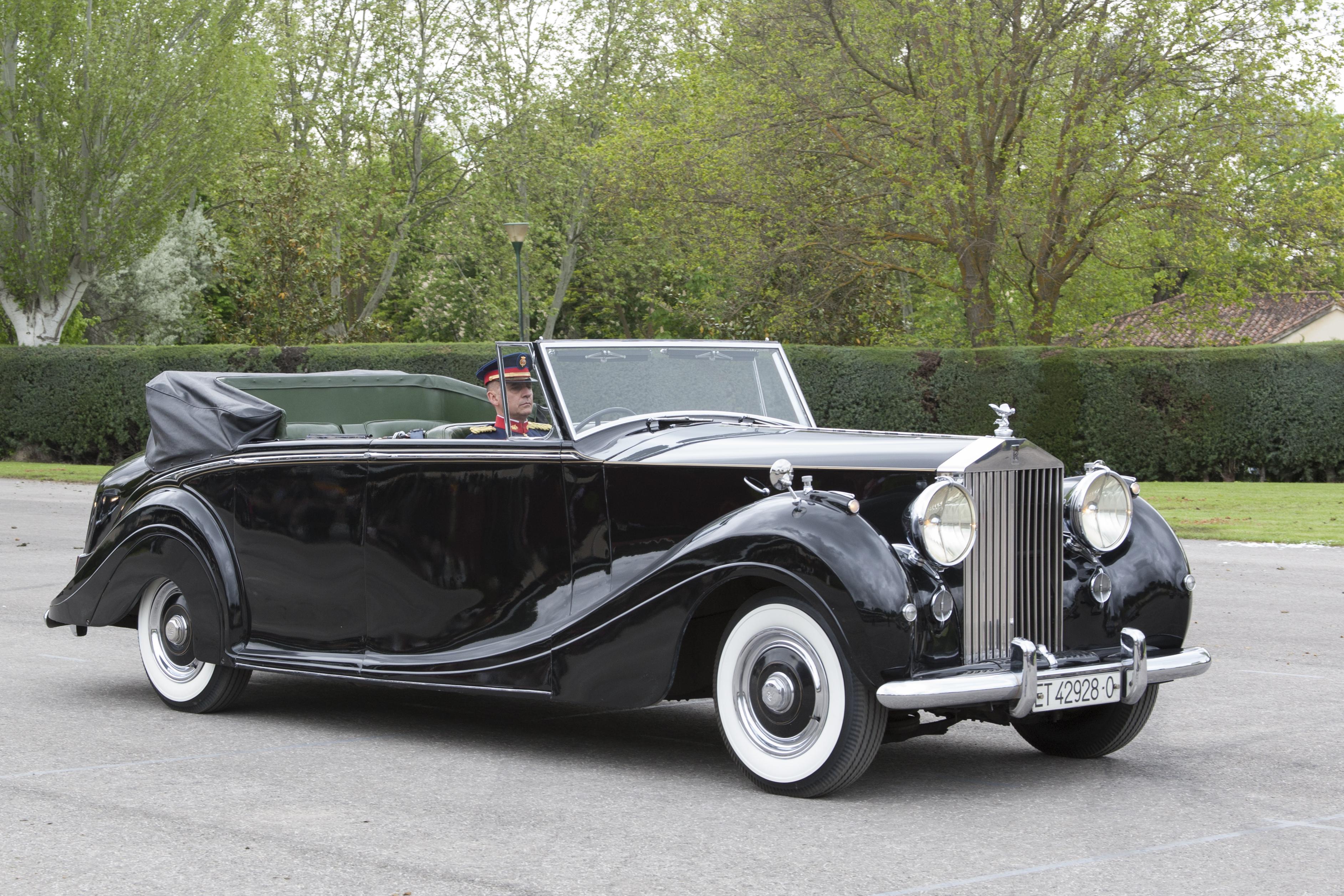 Rolls-Royce Phantom IV 1950 - 1956 Sedan #4