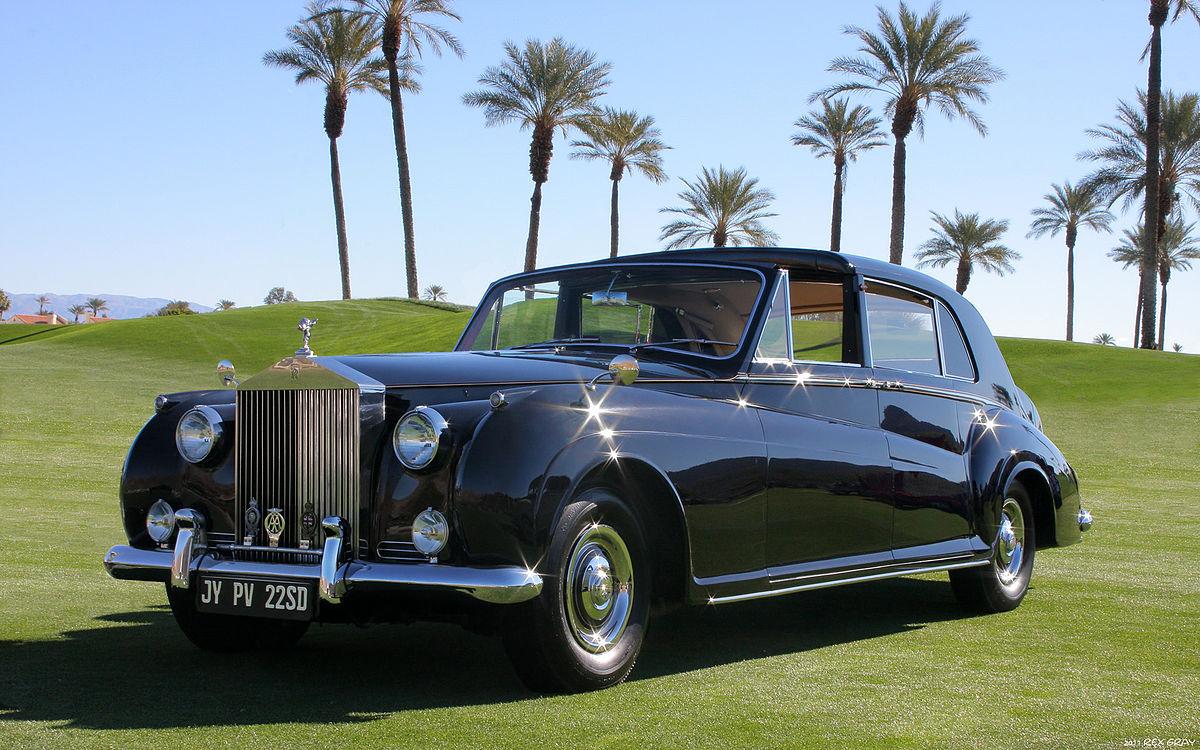 Rolls-Royce Phantom V 1959 - 1968 Sedan #4