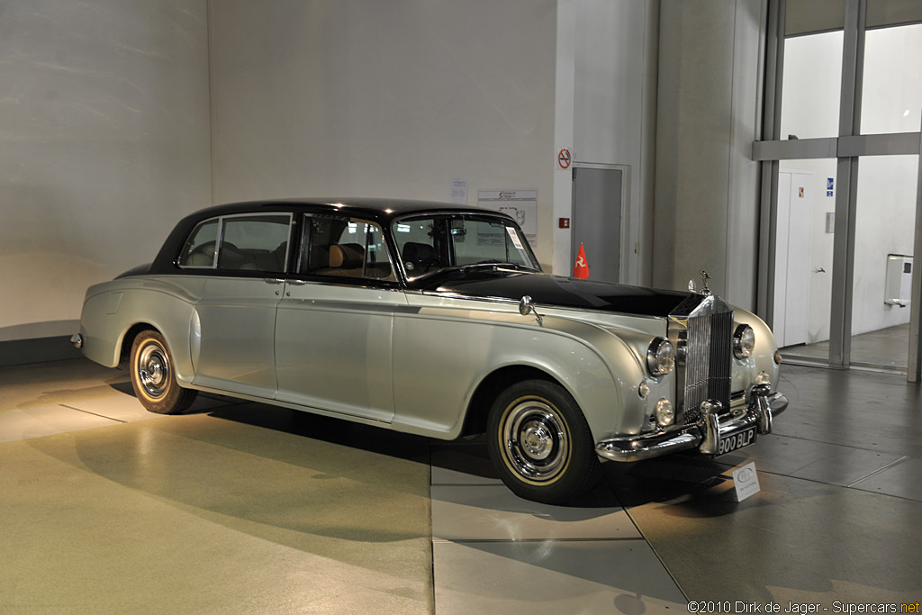 Rolls-Royce Phantom V 1959 - 1968 Sedan :: OUTSTANDING CARS