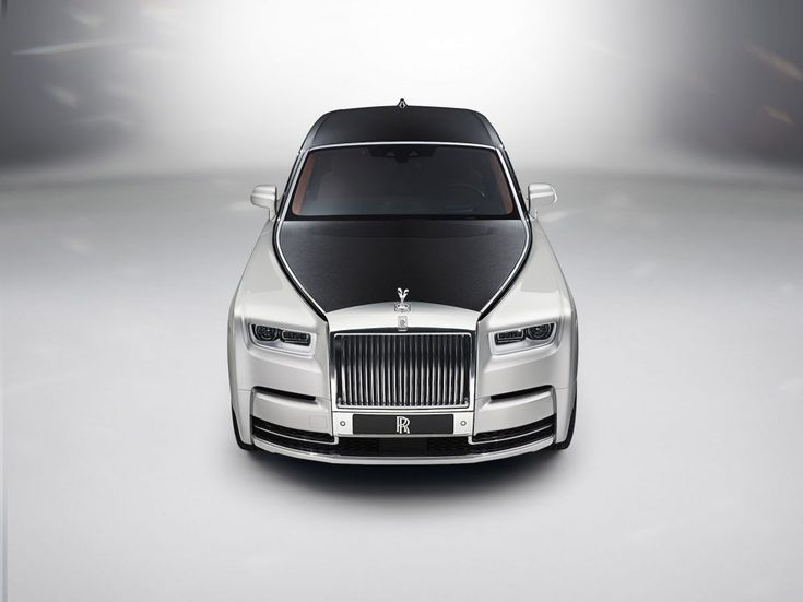 Rolls-Royce Phantom VII Restyling (Series II) 2012 - now Sedan #4