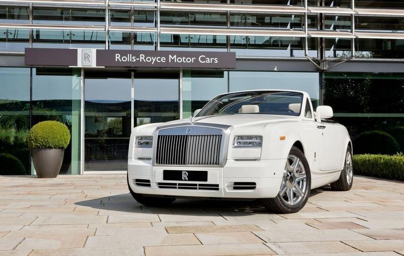 Rolls-Royce Phantom VII 2003 - 2012 Cabriolet #1