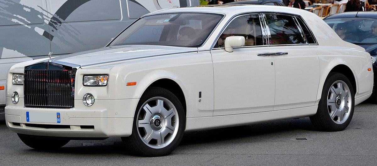 Rolls-Royce Phantom VII 2003 - 2012 Cabriolet #6