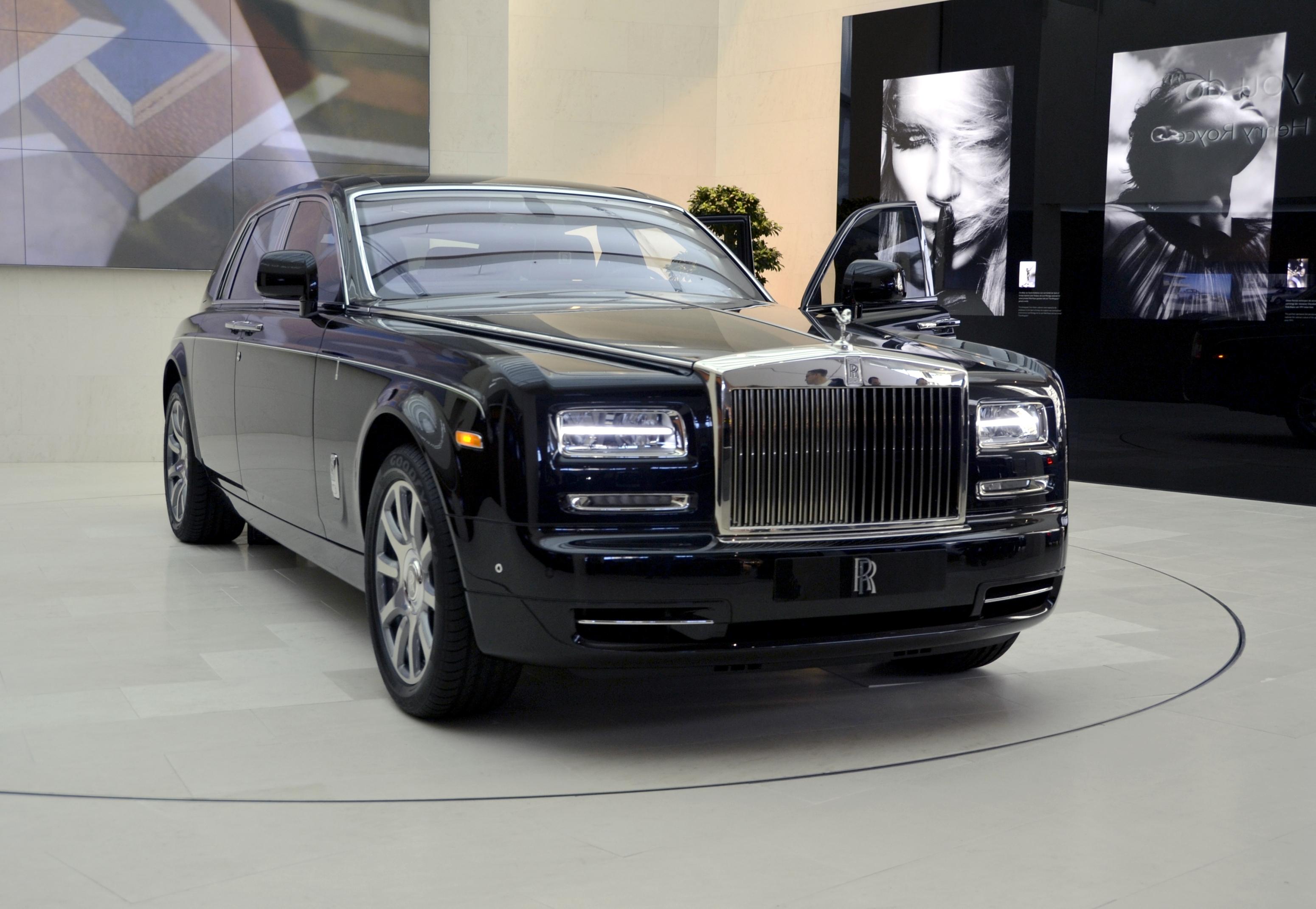 Rolls-Royce Phantom VII 2003 - 2012 Sedan #3