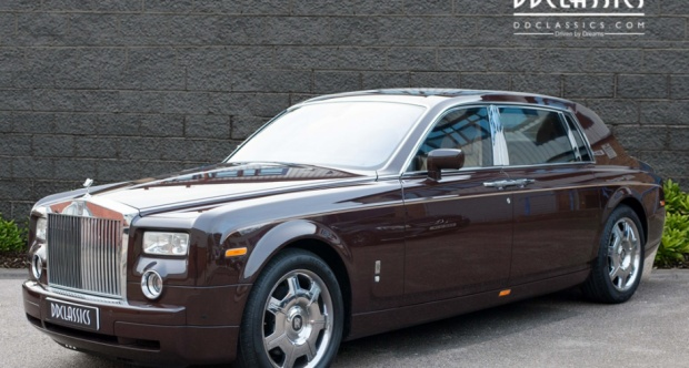 Rolls-Royce Phantom VII Restyling (Series II) 2012 - now Coupe #1