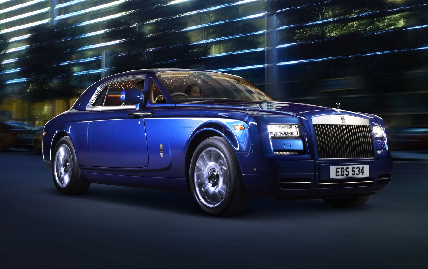 Rolls-Royce Phantom VII Restyling (Series II) 2012 - now Coupe #4