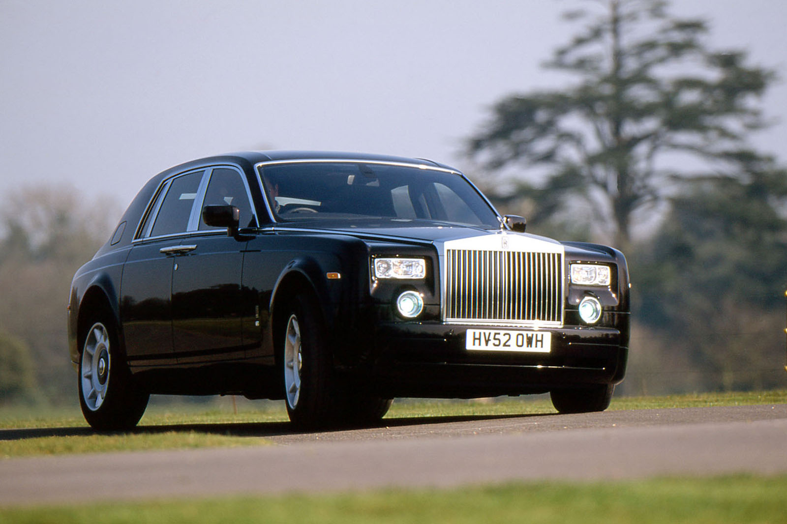 Rolls-Royce Phantom VII Restyling (Series II) 2012 - now Sedan #6