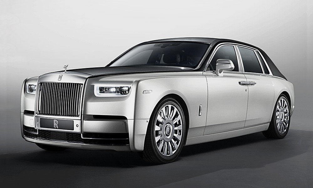 Rolls-Royce Phantom VIII 2017 - now Sedan #3