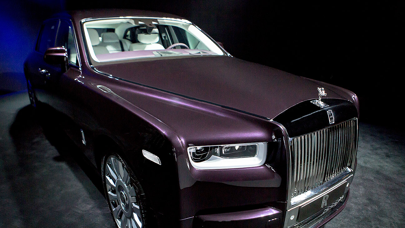 Rolls-Royce Phantom VIII 2017 - now Sedan #2