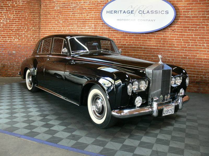 Rolls-Royce Silver Cloud III 1963 - 1966 Sedan #1