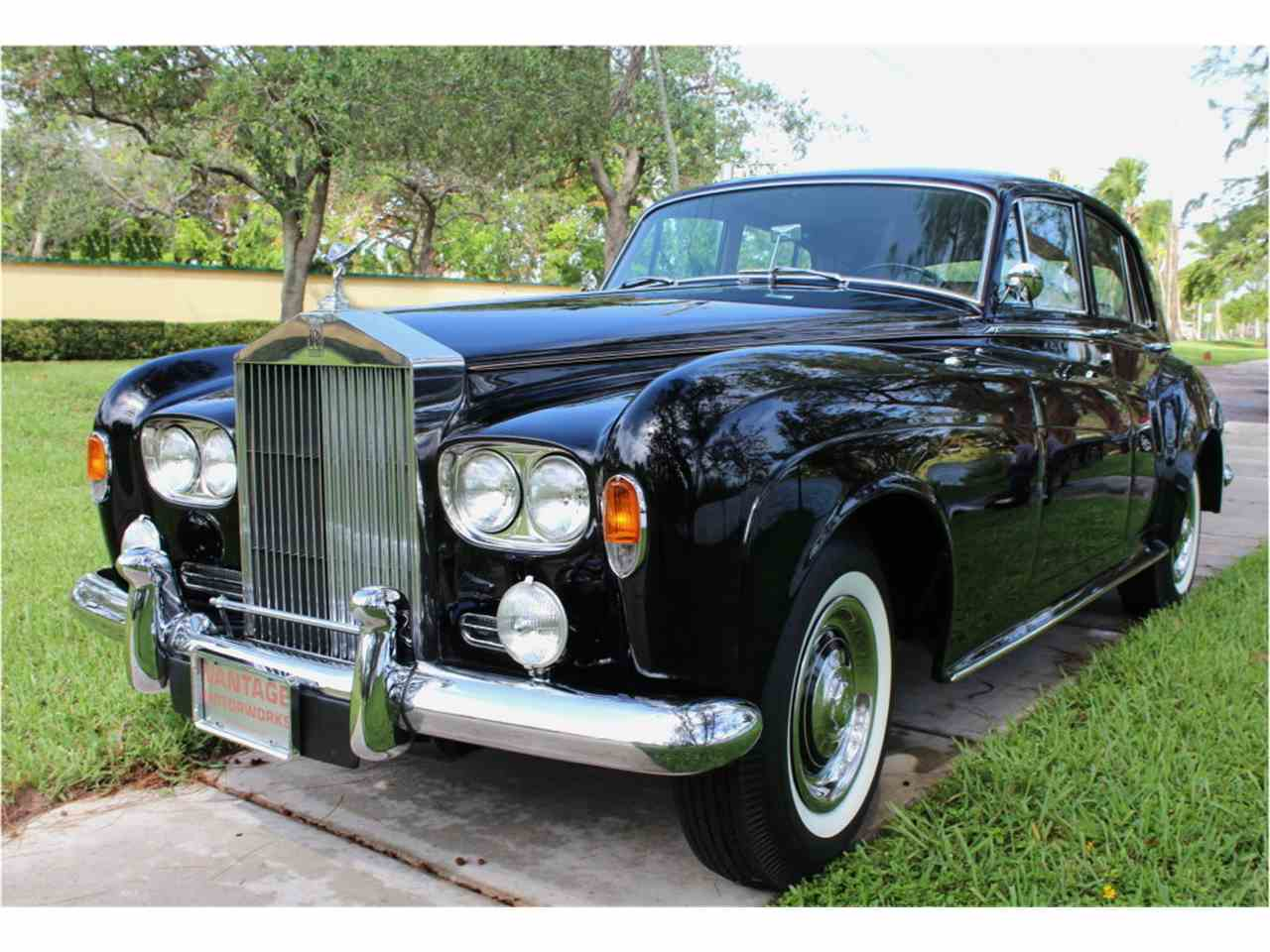 Rolls-Royce Silver Cloud III 1963 - 1966 Sedan #4