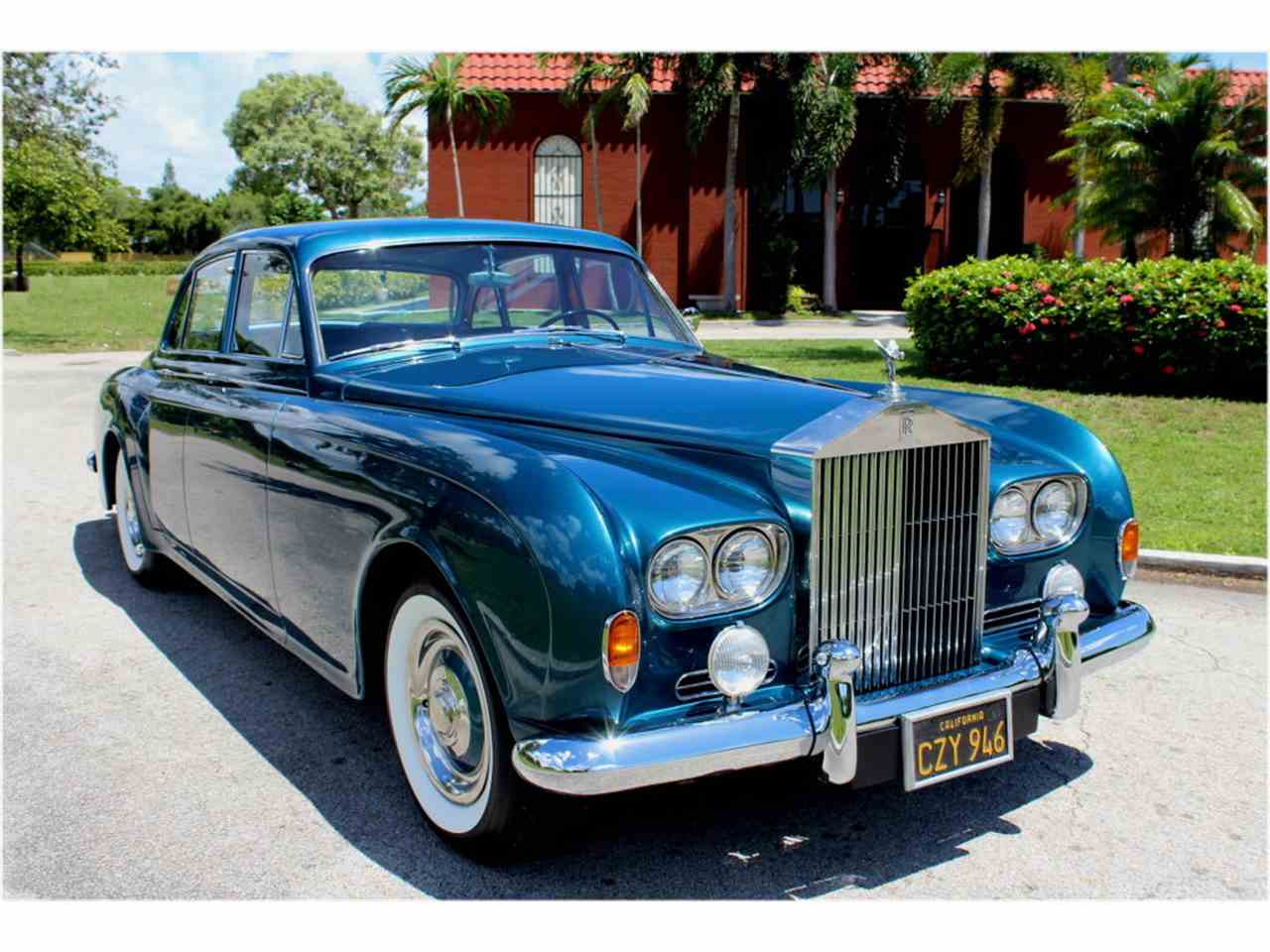 Rolls-Royce Silver Cloud III 1963 - 1966 Sedan #3