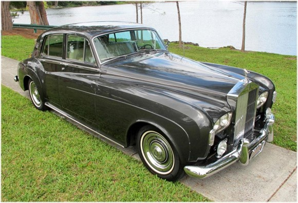 Rolls-Royce Silver Cloud III 1963 - 1966 Sedan #2