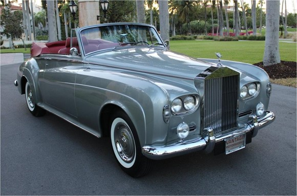 Rolls-Royce Silver Cloud III 1963 - 1966 Sedan #8