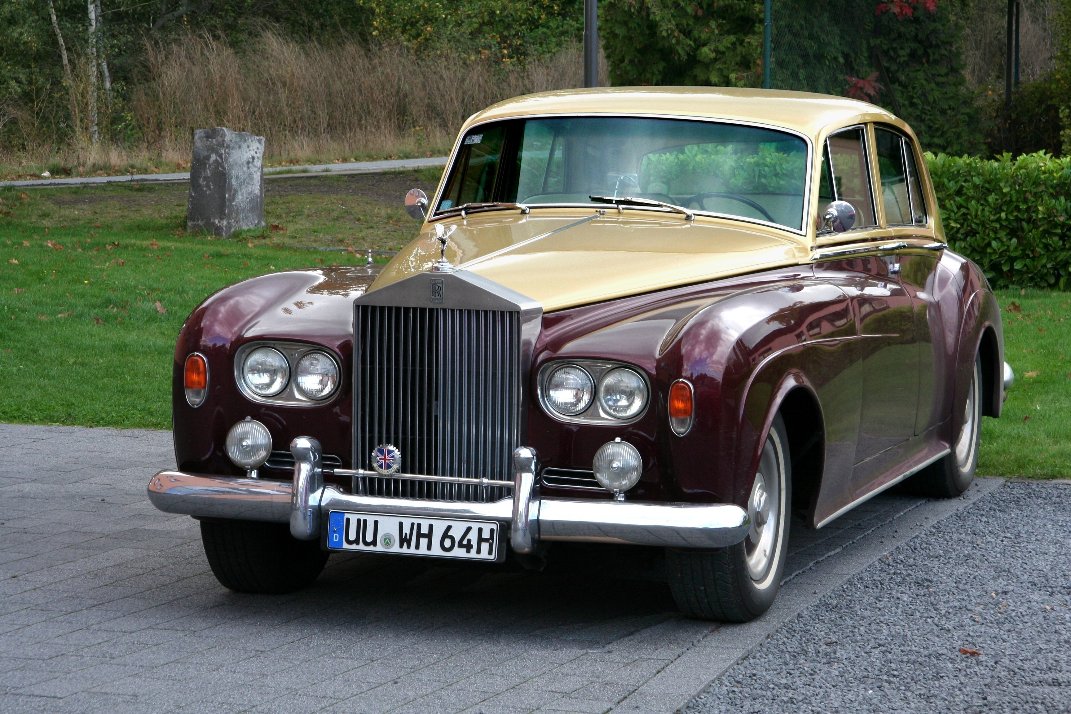 Rolls-Royce Silver Cloud III 1963 - 1966 Sedan #6