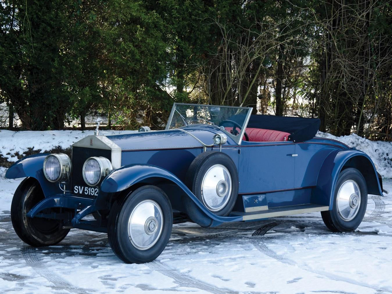Rolls-Royce Silver Ghost 1906 - 1926 Cabriolet #2