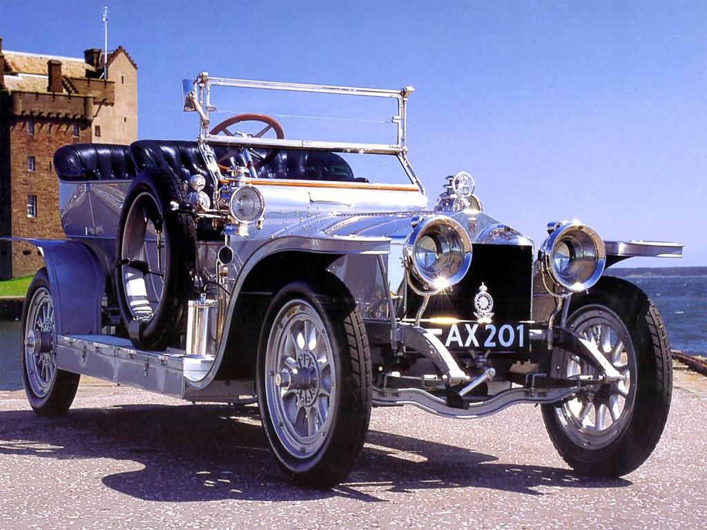 Rolls-Royce Silver Ghost 1906 - 1926 Cabriolet #4