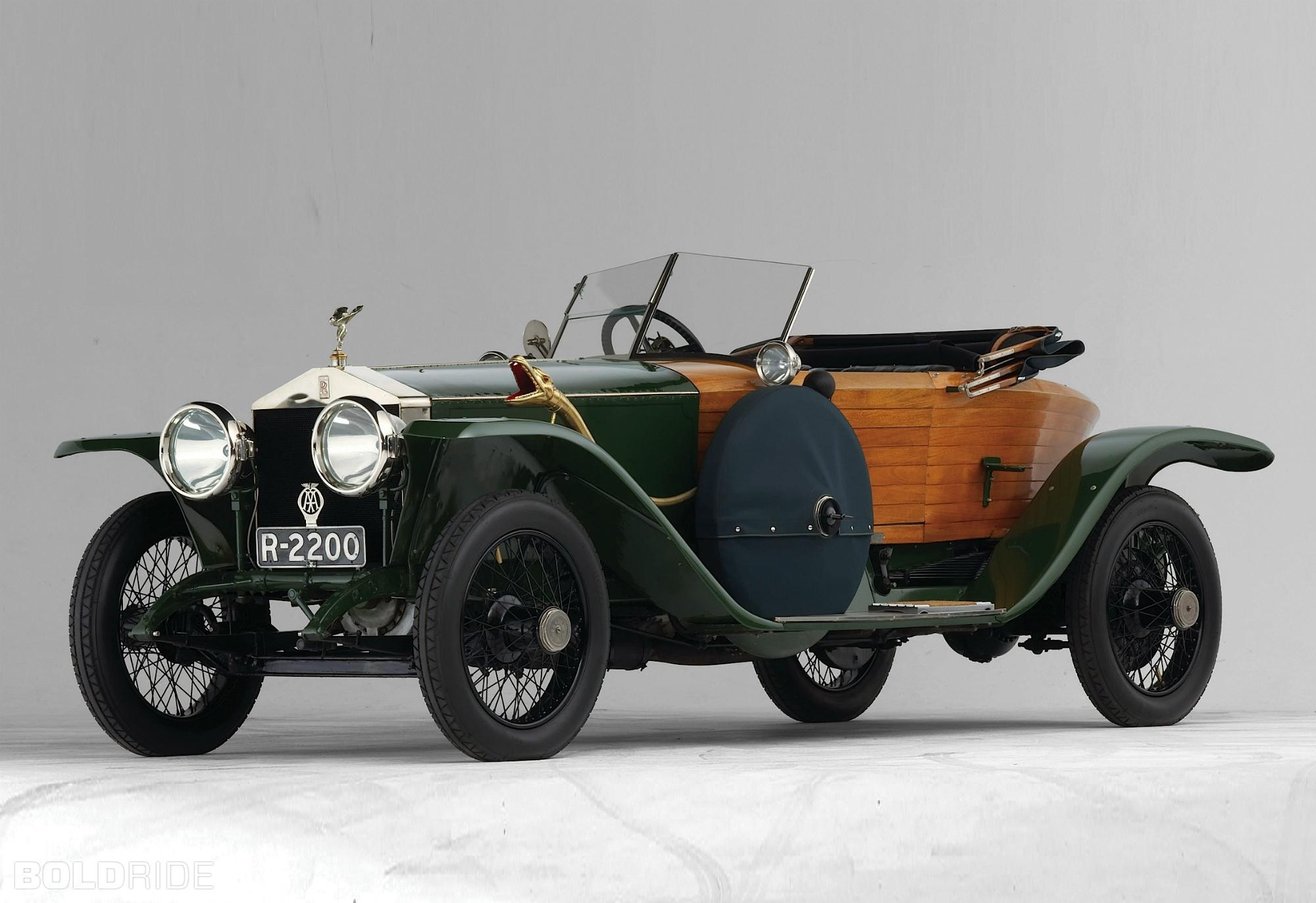 Rolls-Royce Silver Ghost 1906 - 1926 Cabriolet #1