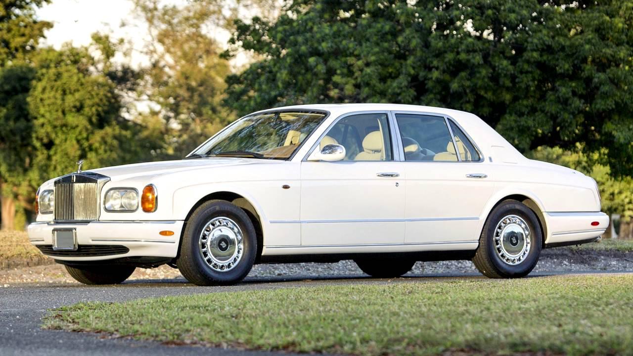 Rolls-Royce Silver Seraph 1998 - 2002 Sedan #4