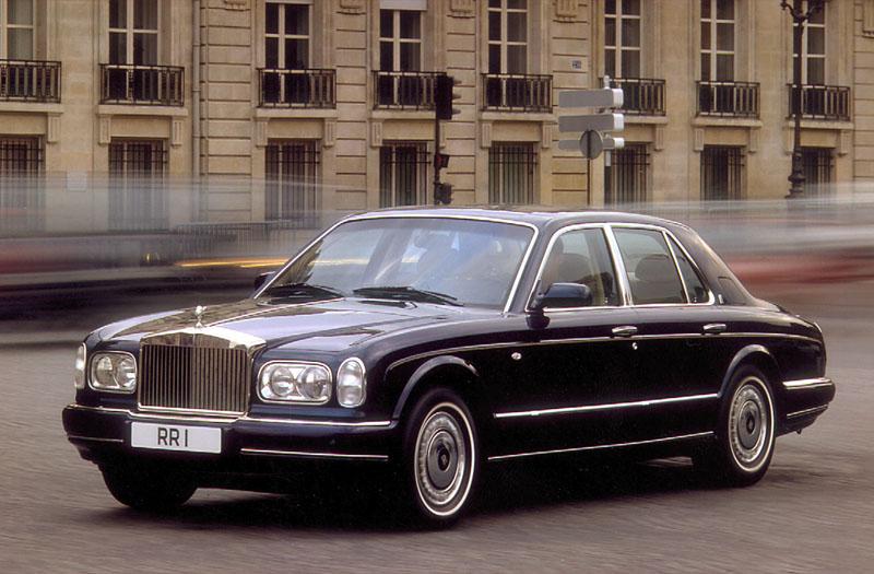 Rolls-Royce Silver Seraph 1998 - 2002 Sedan #1